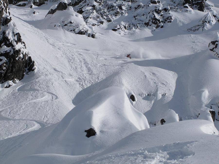 steep and deep