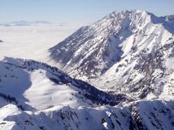 Mt Superior Little Cottonwood Utah