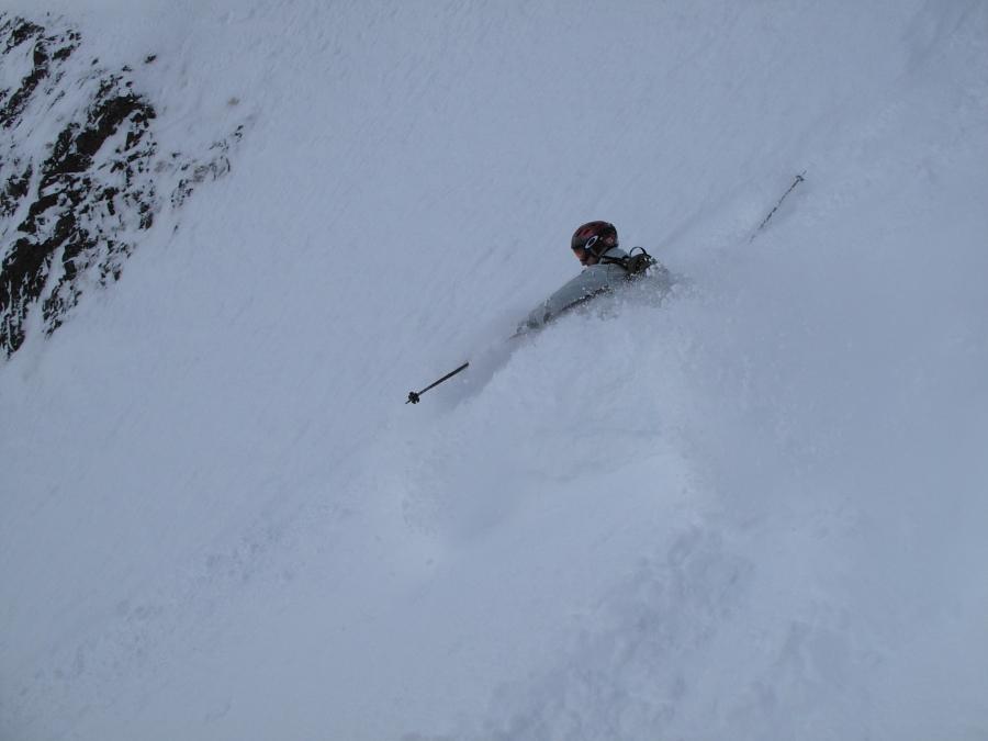 Free the heel ski for real