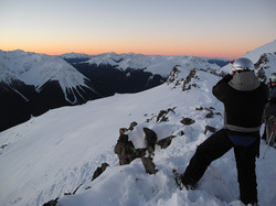 Back Ridge, Mt. Olympus