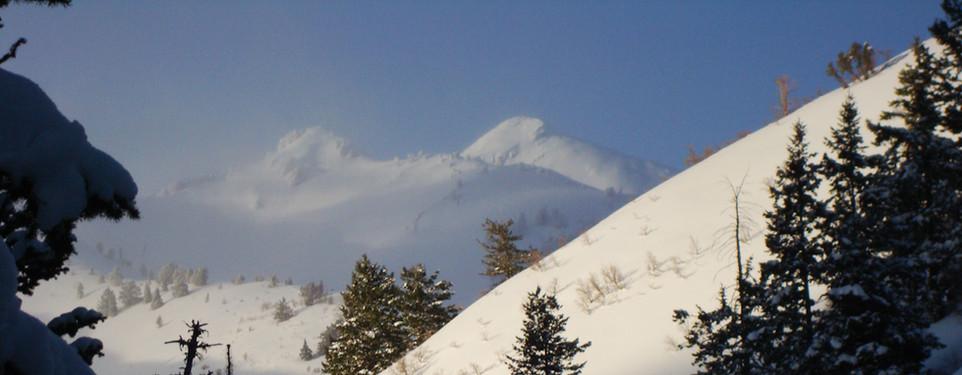 Remote peaks