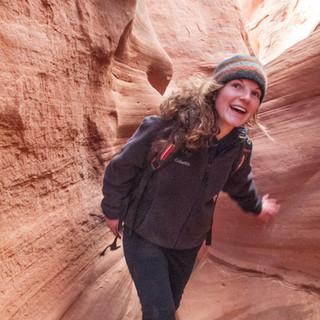 A Happy Hiker