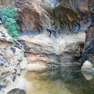 Wet descent
