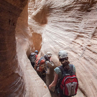 A Canyoneering Group