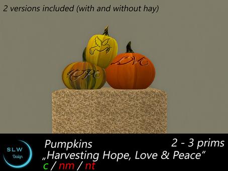 SLW Design - Harvesting Hope Hunt