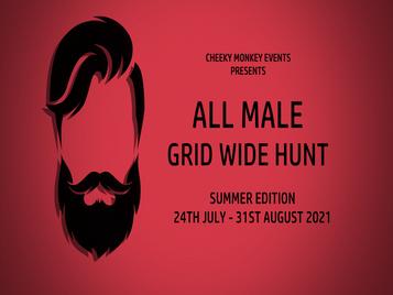 SLW Design - All Male Hunt (Summer Edition)