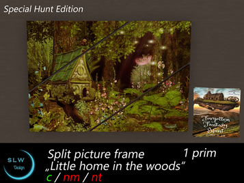 SLW Design - Forgotten Fantasy Hunt