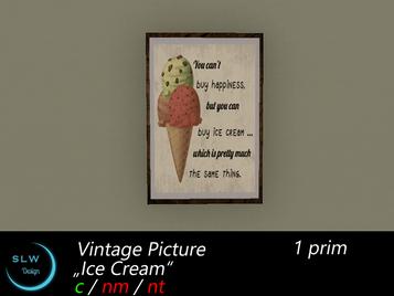 SLW Design - Ice Cream Cone Hunt