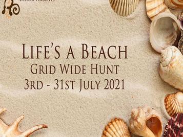 SLW Design - Life's a beach Hunt