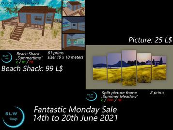 SLW Design - Fantastic Monday Sale und noch ein wenig mehr