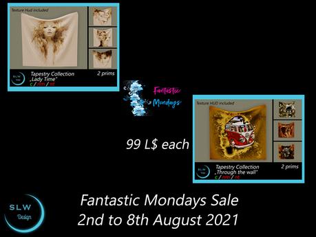 SLW Design - Fantastic Mondays Sale