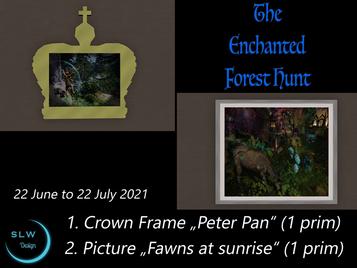 SLW Design - Enchanted Forest Hunt