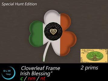 SLW Design - Celtic Celebrations Hunt
