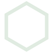 Outlined Hexagon