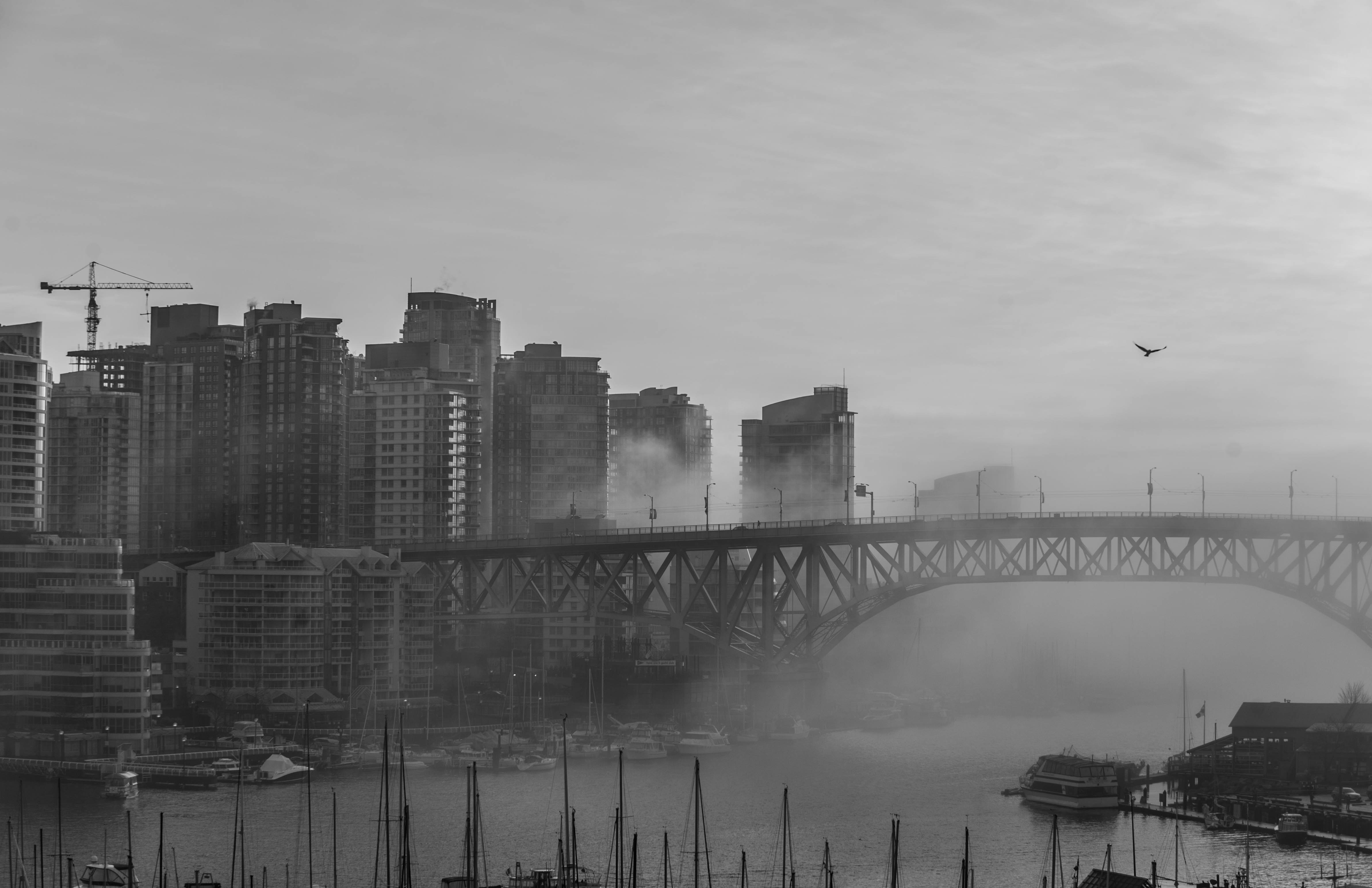 Burrard Bridge 1521