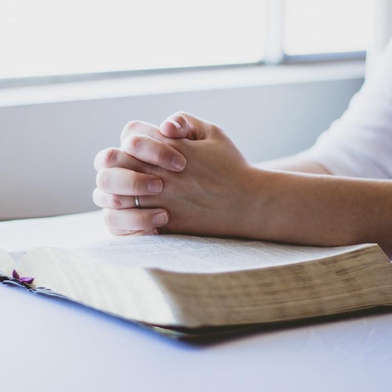Bible Study _5/12/2021