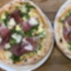 Fresh, Napoli-style pizza, antipasti and