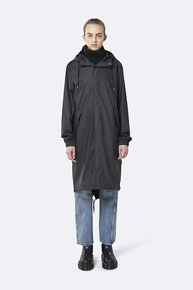 Rains Fishtail parka Black