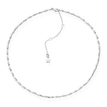 Chlobo Rhythm of Water Necklace - Silver