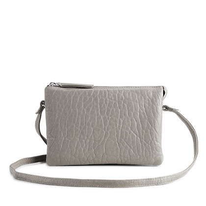 Vera Crossbody Bubbly Stone Grey