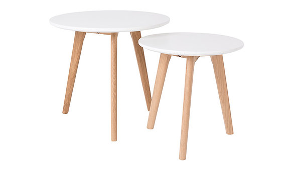 Bodine Side Table Set of 2