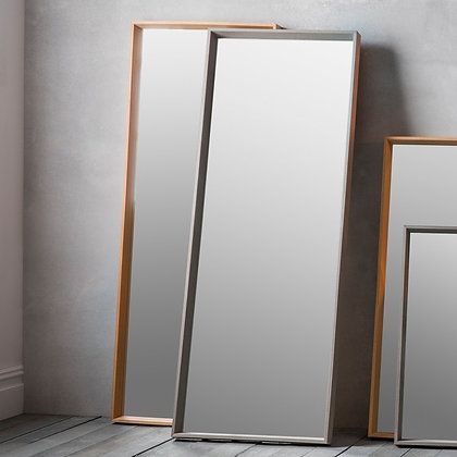 Mirror -Long grey