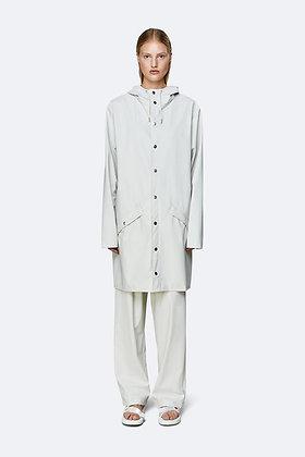 Rains long Jacket - off white