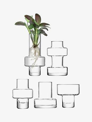 LSA Five Mini Vase Set