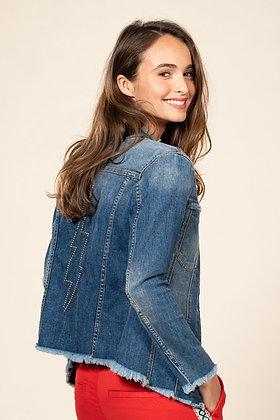 Five Estelle Denim Jacket