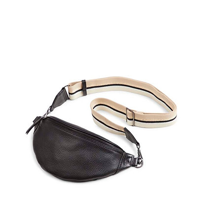 Izzy Bum Bag Black