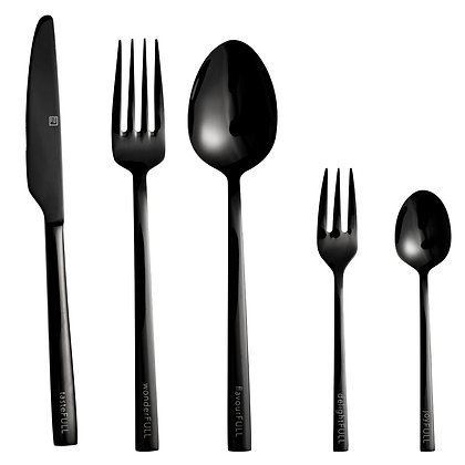 5 Piece Cutlery Set