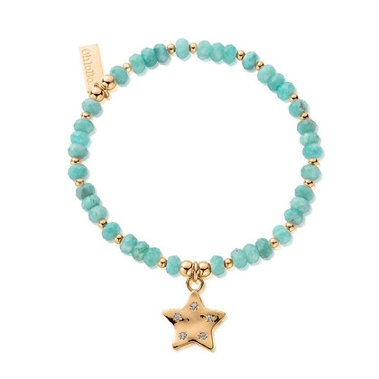 Chlobo Quinary Star - Gold