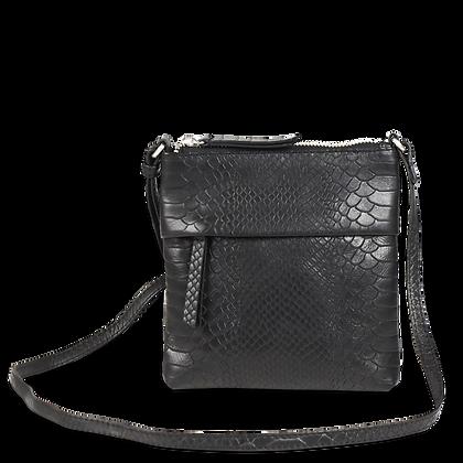 Vanilla Crossbody Bag Snake