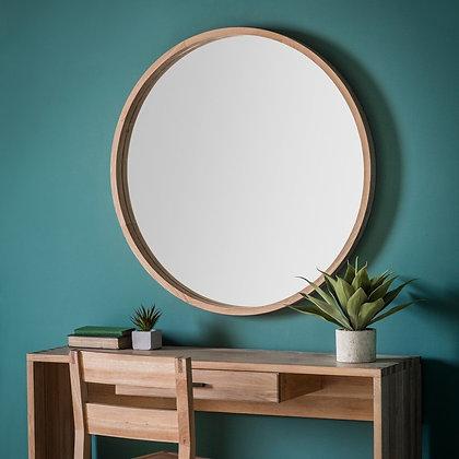 Oak Mirror 100cm