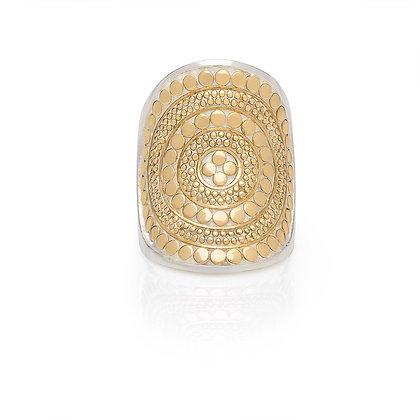 Anna Beck Saddle ring - Gold
