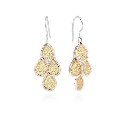 Anna Beck Chandelier Earrings - Gold