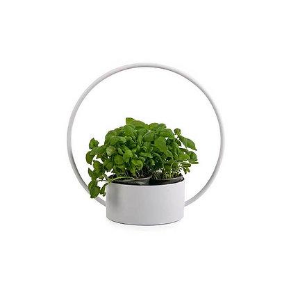 O-Collection Planter Medium - White