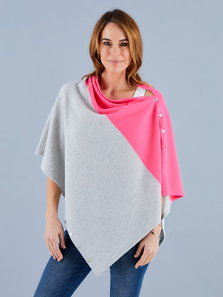 Love Molly Neon Poncho