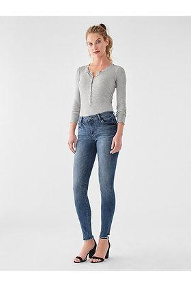 DL1961Mid Rise Jeans - Barbon
