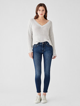 DL1961 Mid Rise Ankle Jeans