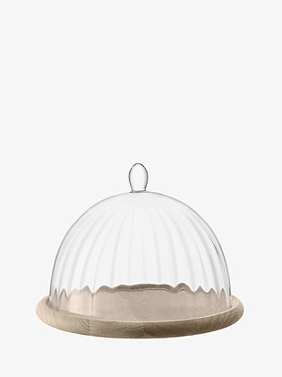 LSA Aurelia Dome and Oak Base
