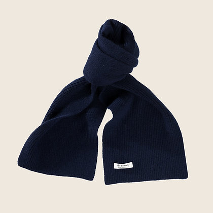 Le Bonnet Scarf - Midnight