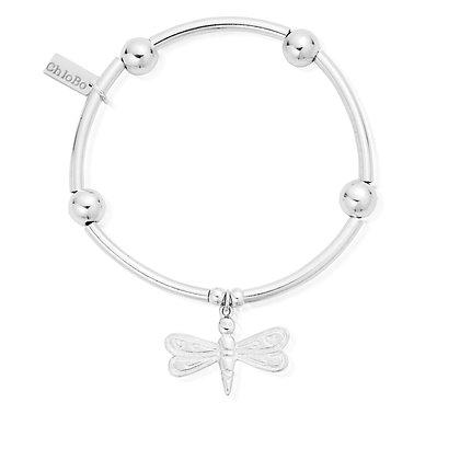 Chlobo Noodle Ball Dragonfly Bracelet
