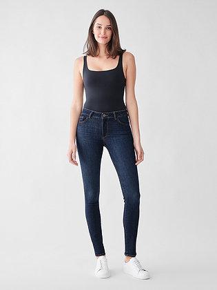 DL1961 Mid Rise Jeans - Bennet