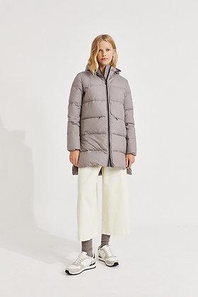 Ecoalf Marangu Coat Grey