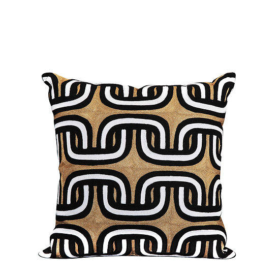 The Gilt-Thread Cushions