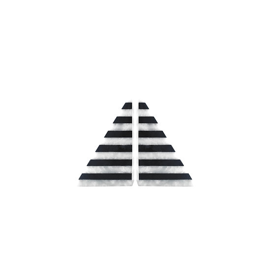 The Pyramid Bookend