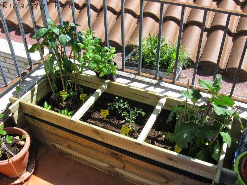 un huerto urbano en tu terraza reparaciones mantenimiento y gestin de inmuebles - Huertos En Terrazas