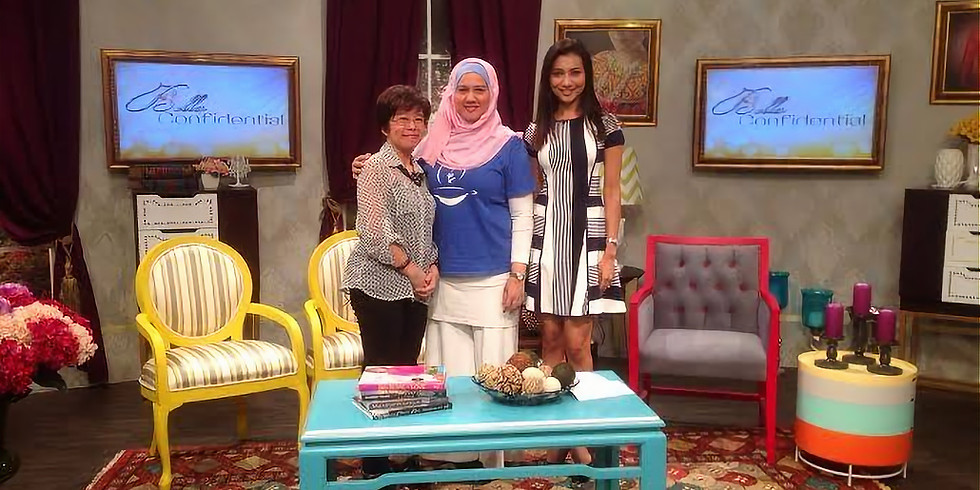 """NTV7 Bella show Featuring Ms Low Mi Yen on """"Empathy, Compassion & Humility"""""""