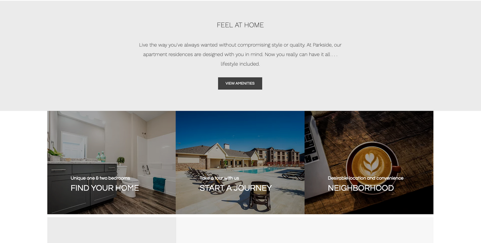 Parkside Apartments - Homepage